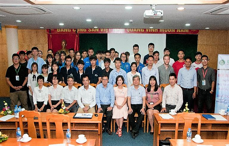 """Hội thảo """"Phát triển bền vững thức ăn thủy sản tại Việt Nam (Tiêu chí - Chứng nhận)"""""""